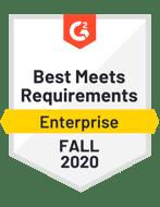 G2 2020 Enterprise BMR
