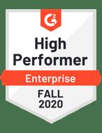G2 Fall 2020 HP