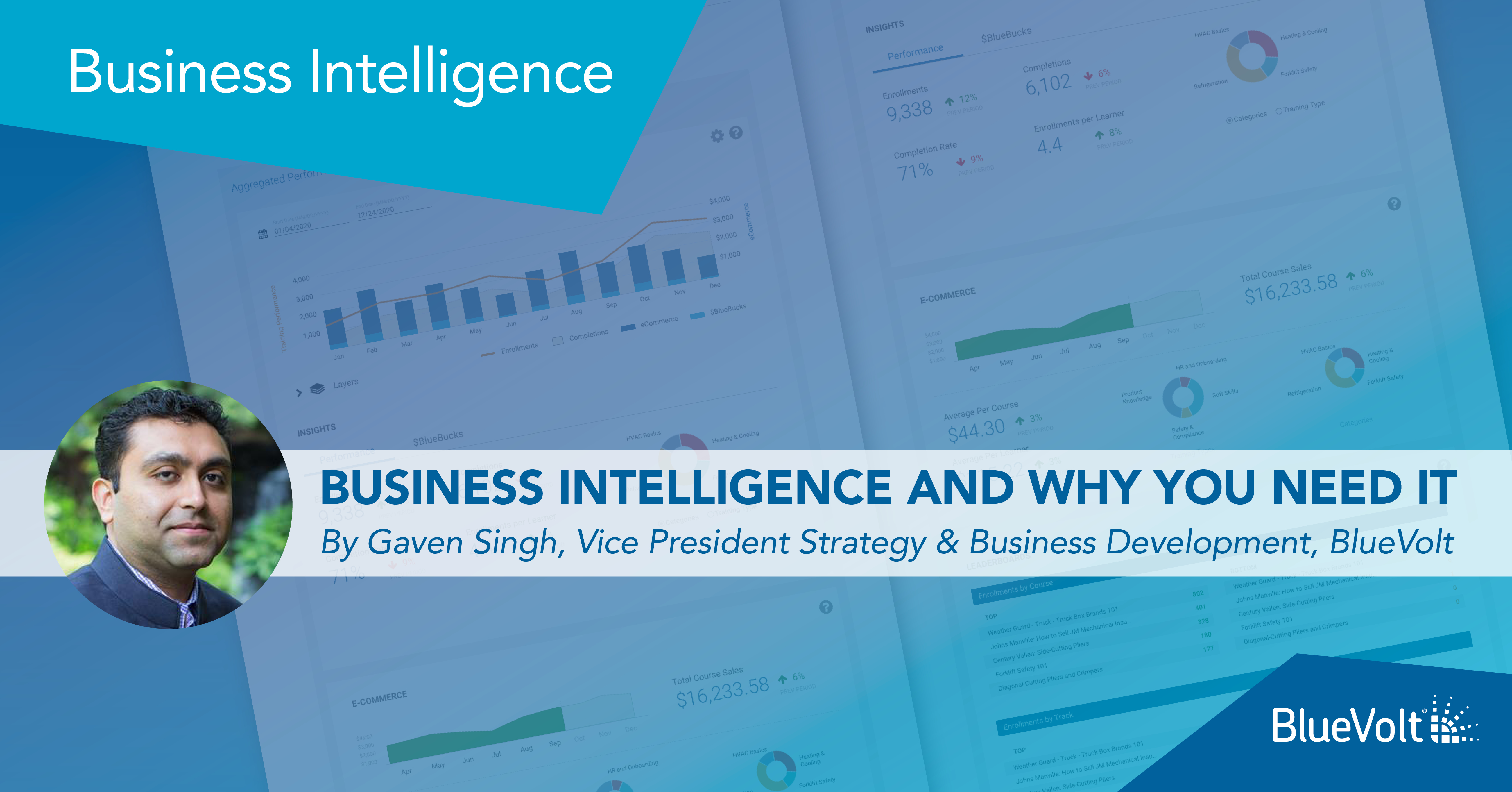 Business Intelligence and Why You Need It