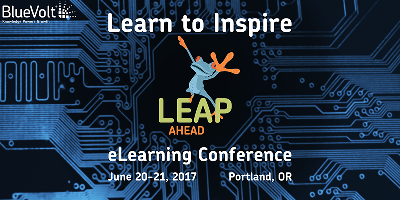 LEAP Ahead 2017 eLearning Conference Now Open for Registration - Learn to Inspire