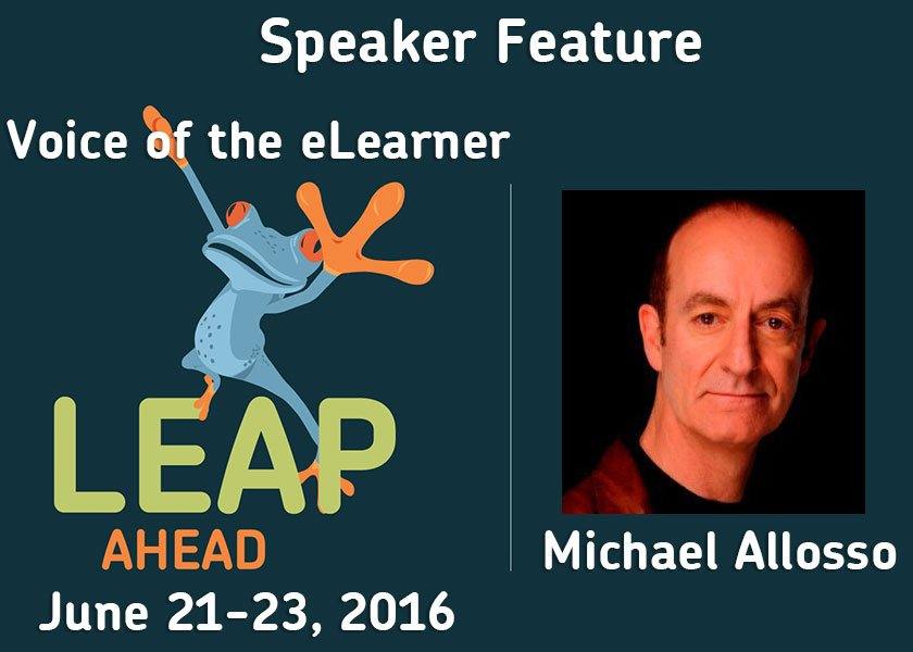 Michael Allosso: Training the Trainers is Key for eLearning