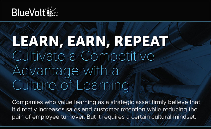 Learn, Earn, Repeat: Cultivate a Competitive Advantage with a Culture of Learning