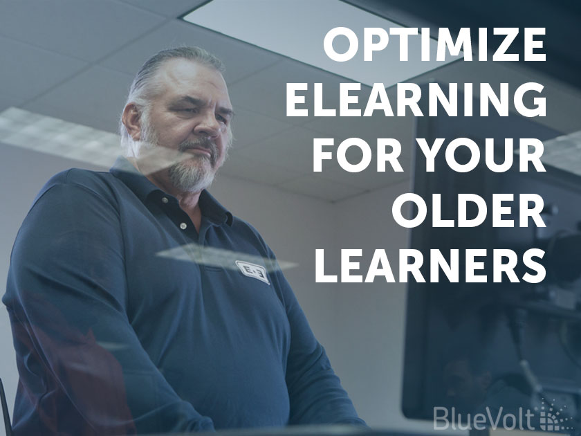 Help Older Users Love Technology with Superior eLearning